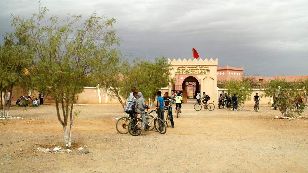Maroko sola