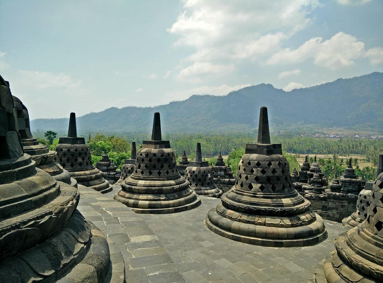 Budistični tempelj Borobodur
