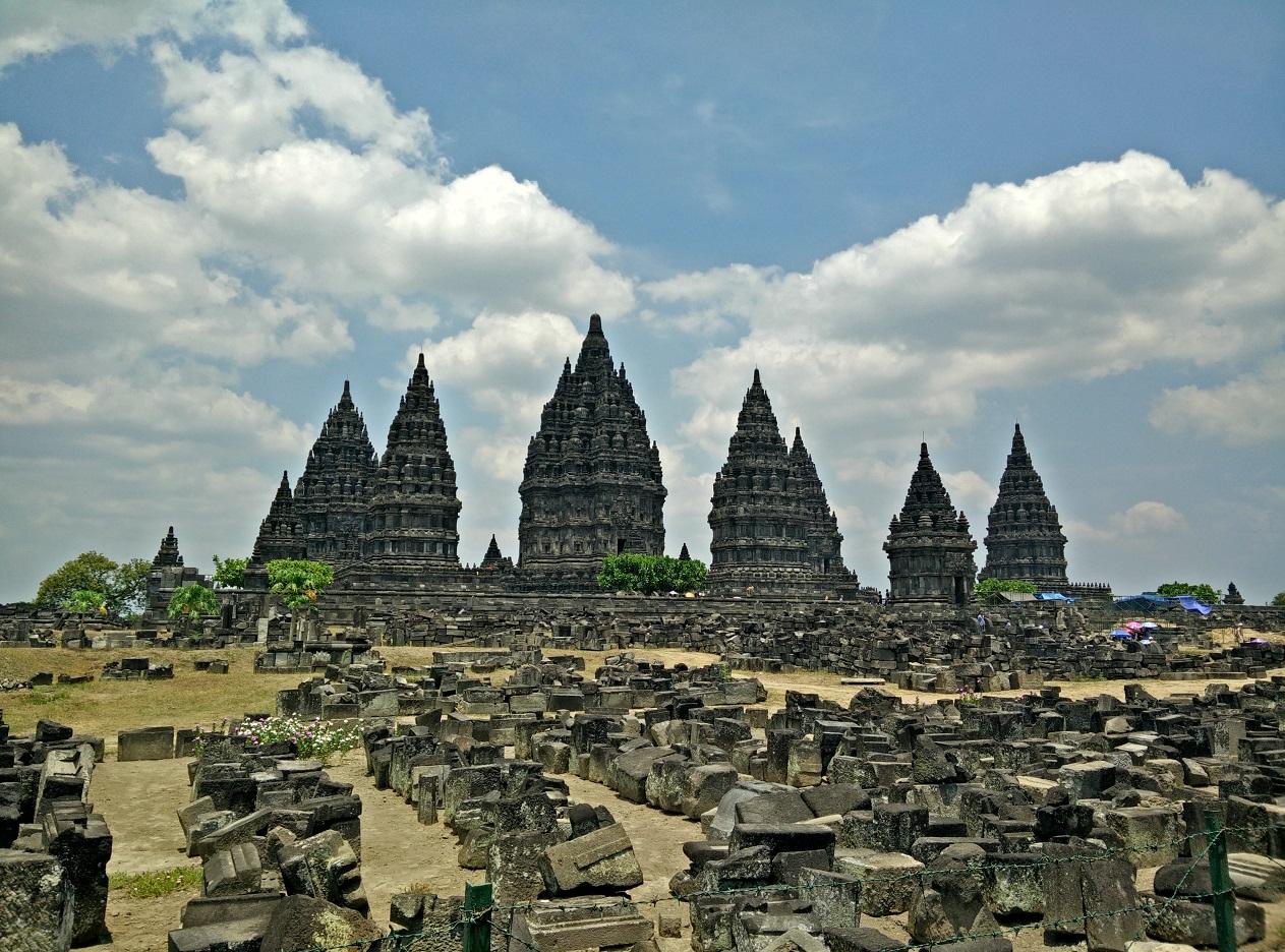 Hindujski tempelj Prambanan
