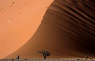 Namibija by Matjaž Corel