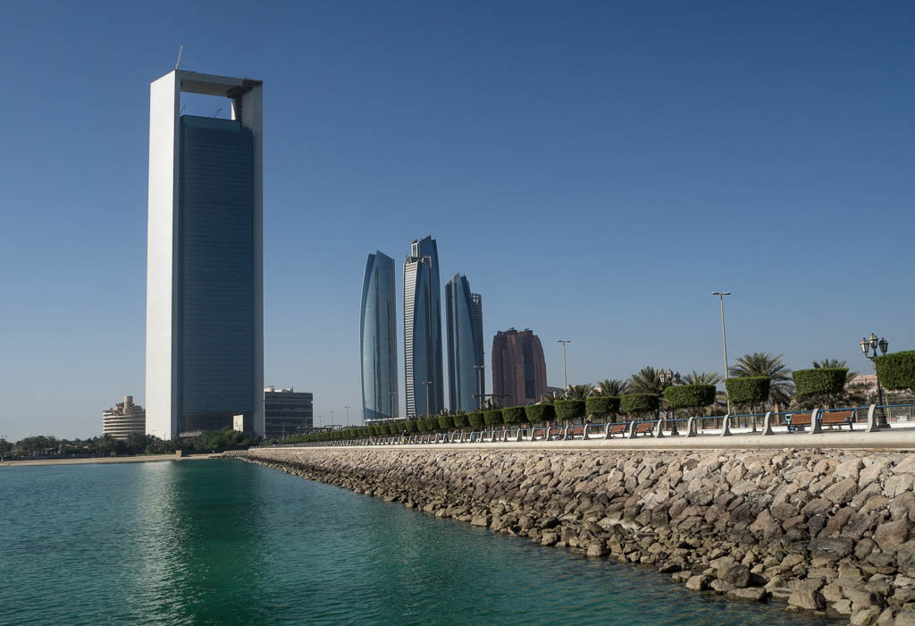 Etihad Towers Abu Dhabi