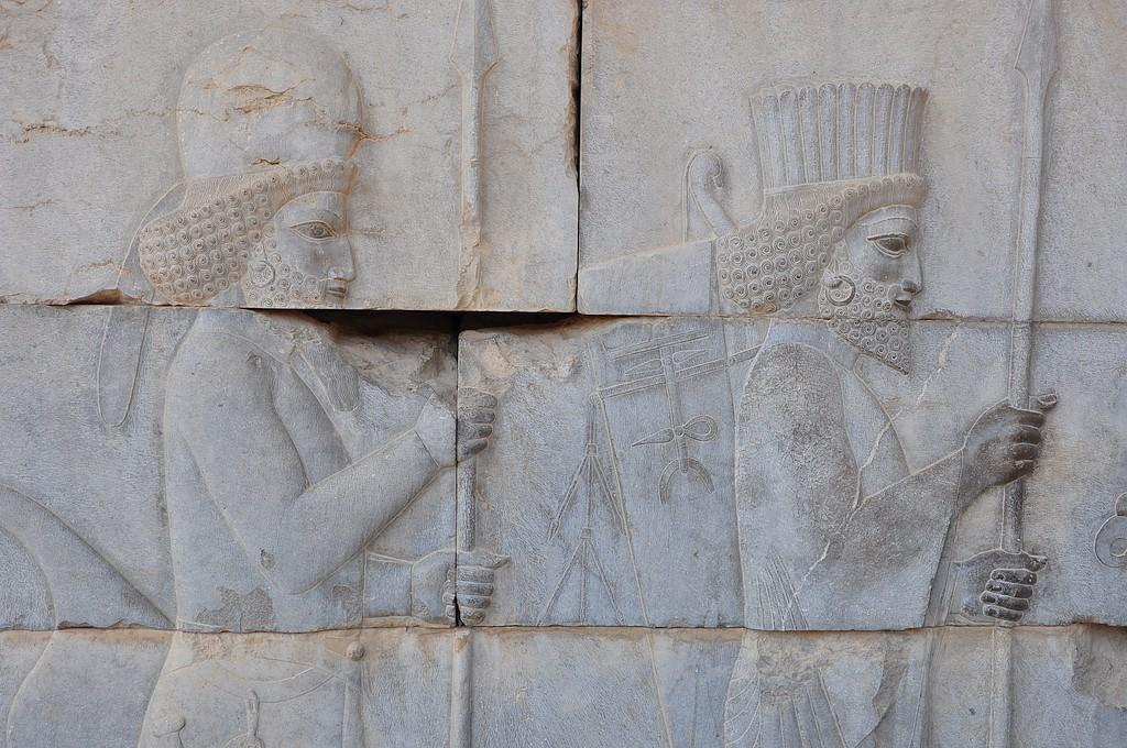 Perzepolis - kraj pod zaščito UNESCA.