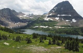 Glacier NP Hidden Lake