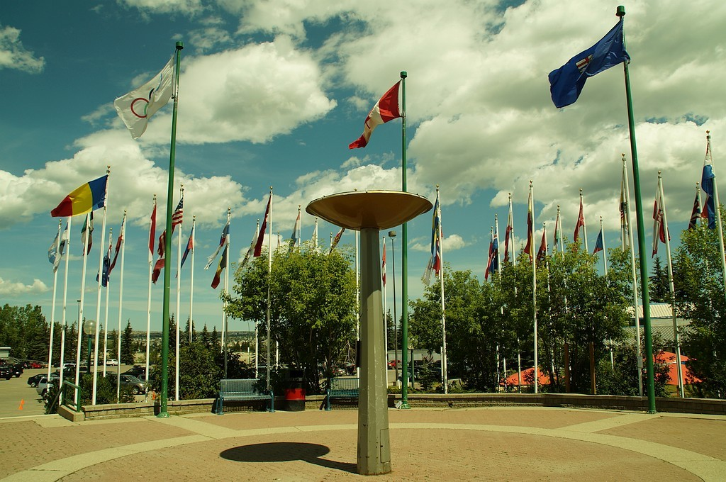 Calgary Olympic Centre