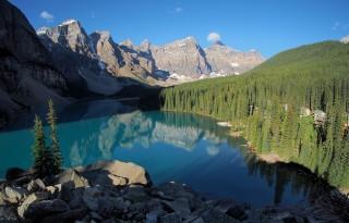 Banff narodni park, Lake Moraine