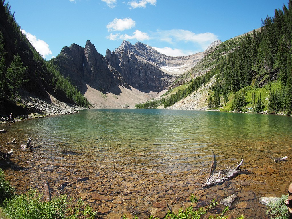 Banff Lake Agnes