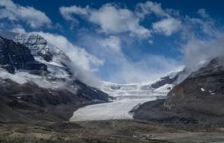 narodni park Jasper ledenik Columbia Icefield
