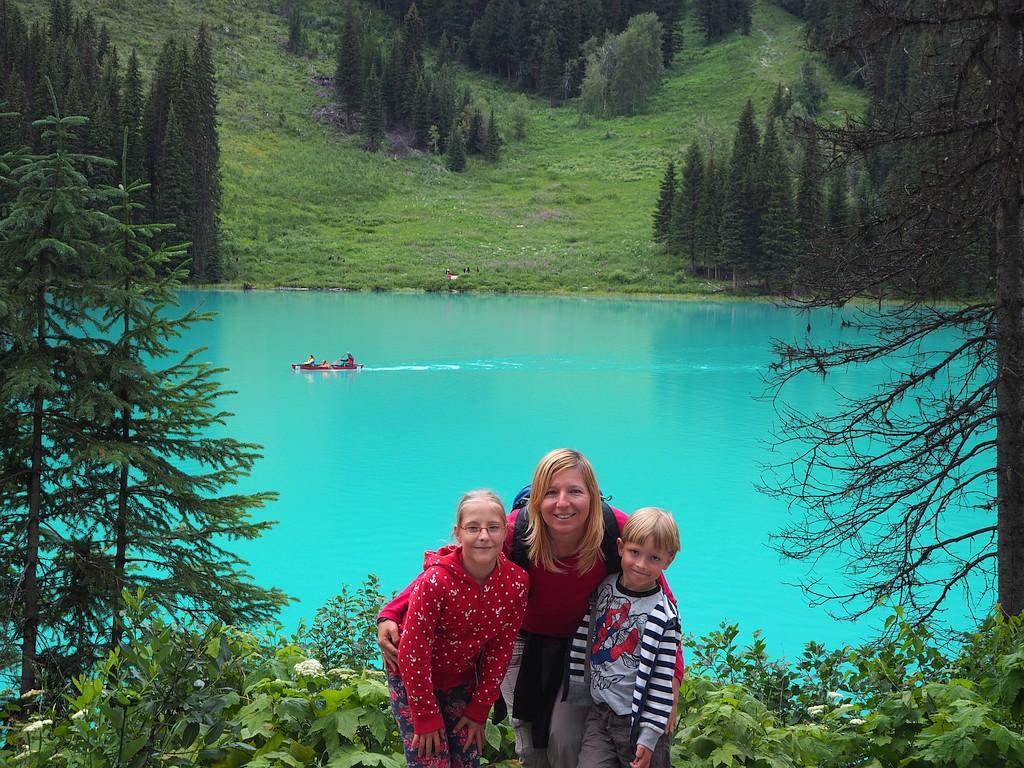 Emerald Lake, Yoho NP