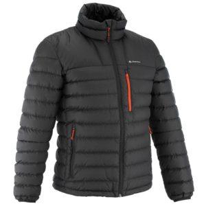 moska-polnjena-pohodniska-jakna-forclaz-700-crna